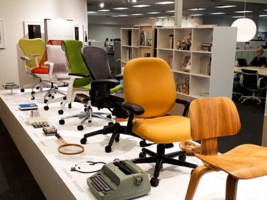 Herman Miller, Chicago