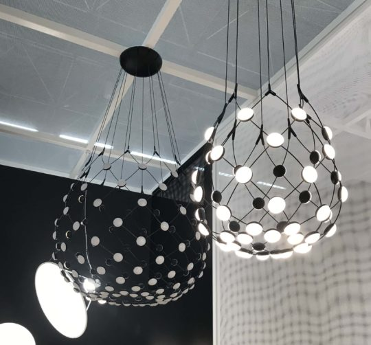 Stockholm Furniture Fair Lighting