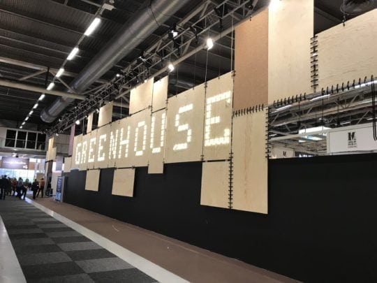 The Greenhouse Stockholm Furniture Fair 2019