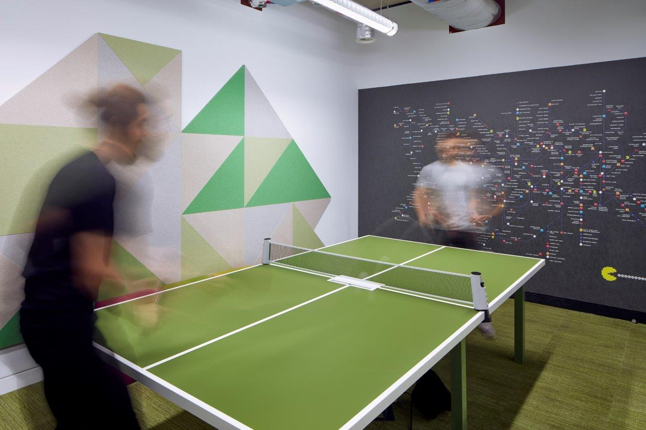 Adobe Office Games Table Tennis Table