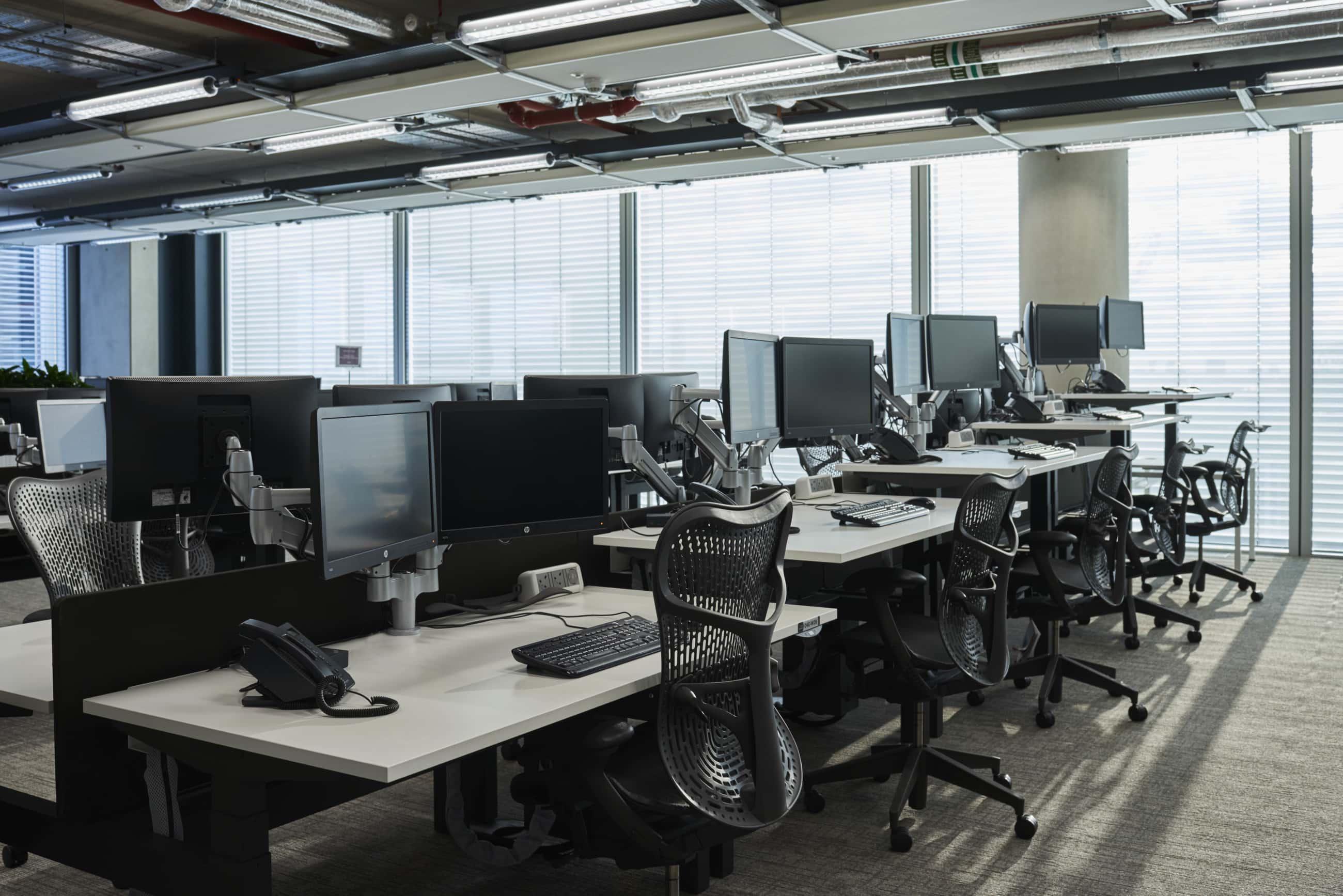 FCA Office Desking