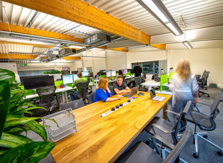 Motors Co Uk Workplace Transformation Tsunami Axis