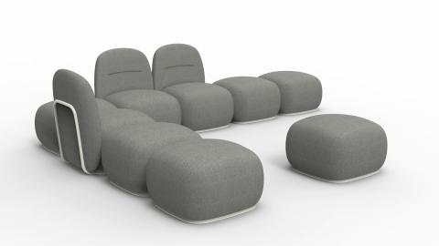 Dots Sofa