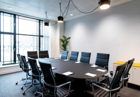 Orega Glasgow Meeting Room 2
