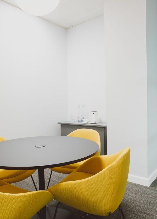 Orega Uxbridge Business Lounge