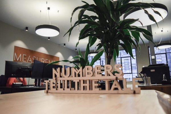 Measuremen Numbers tell the tale