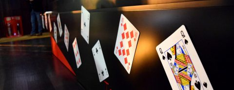 Tsunami Axis Poker Tournament Architect London