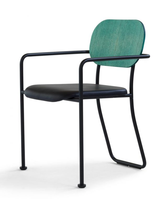 Maki Chairs by Jin Kuramoto offecct
