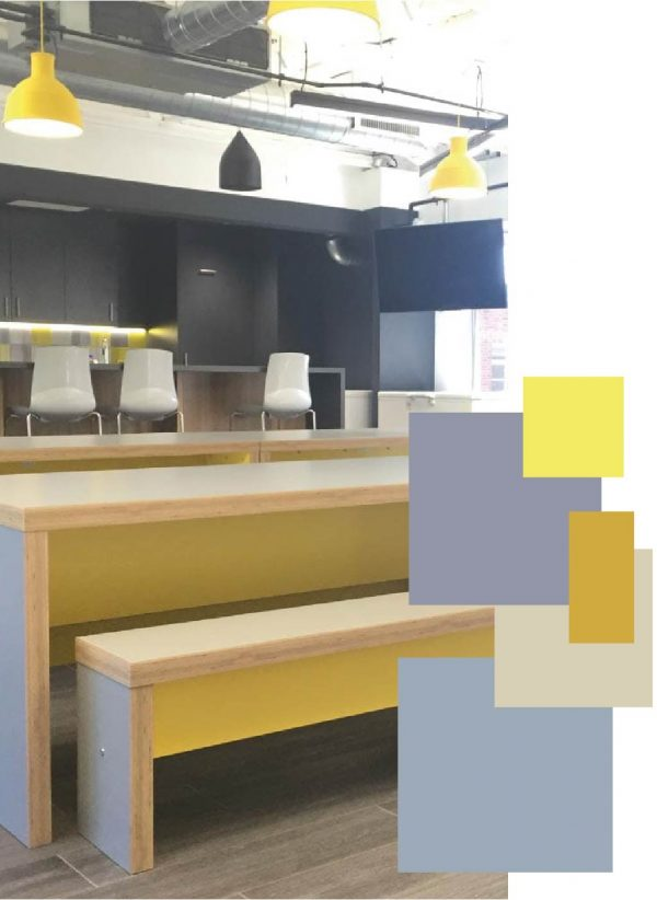 Case Study Colour Trend 2021 Palettes Good Grey Office Interior