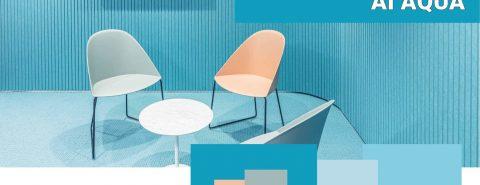 Case Study Colour Trend 2021 Palettes AI Aqua Office Interior