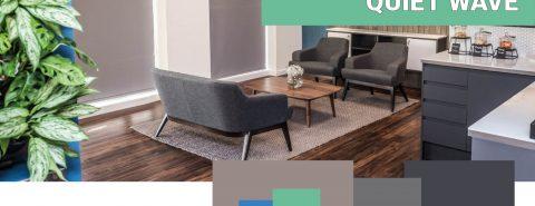 Case Study Colour Trend 2021 Palettes Quiet Wave Office Interior