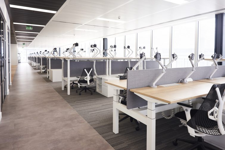 Trade Desk Office