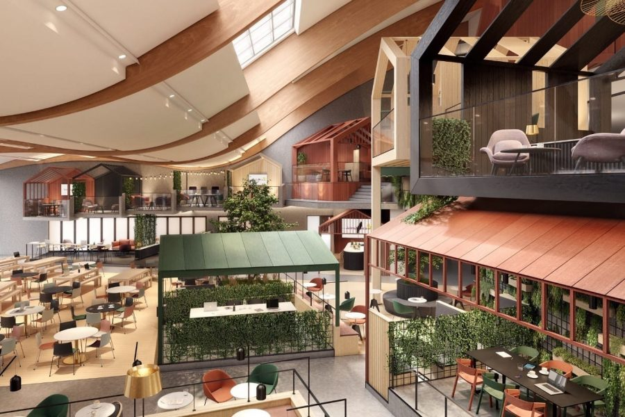 The workplace for the future? –