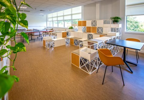 Willmott Dixon Office Interior
